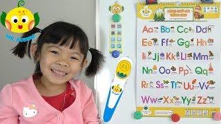 Bé Học Bảng Chữ Cái Tiếng Anh Với Bút Biết Nói Mr. Bubino Tập 1 ❤ AnAn ToysReview TV ❤