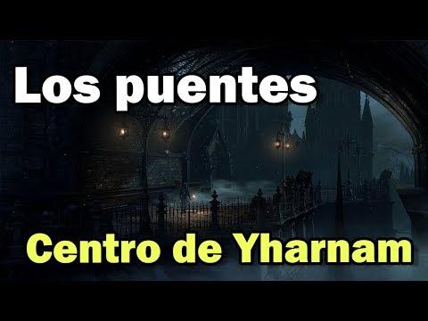 El centro de Yharnam - Incongruencias en las zonas