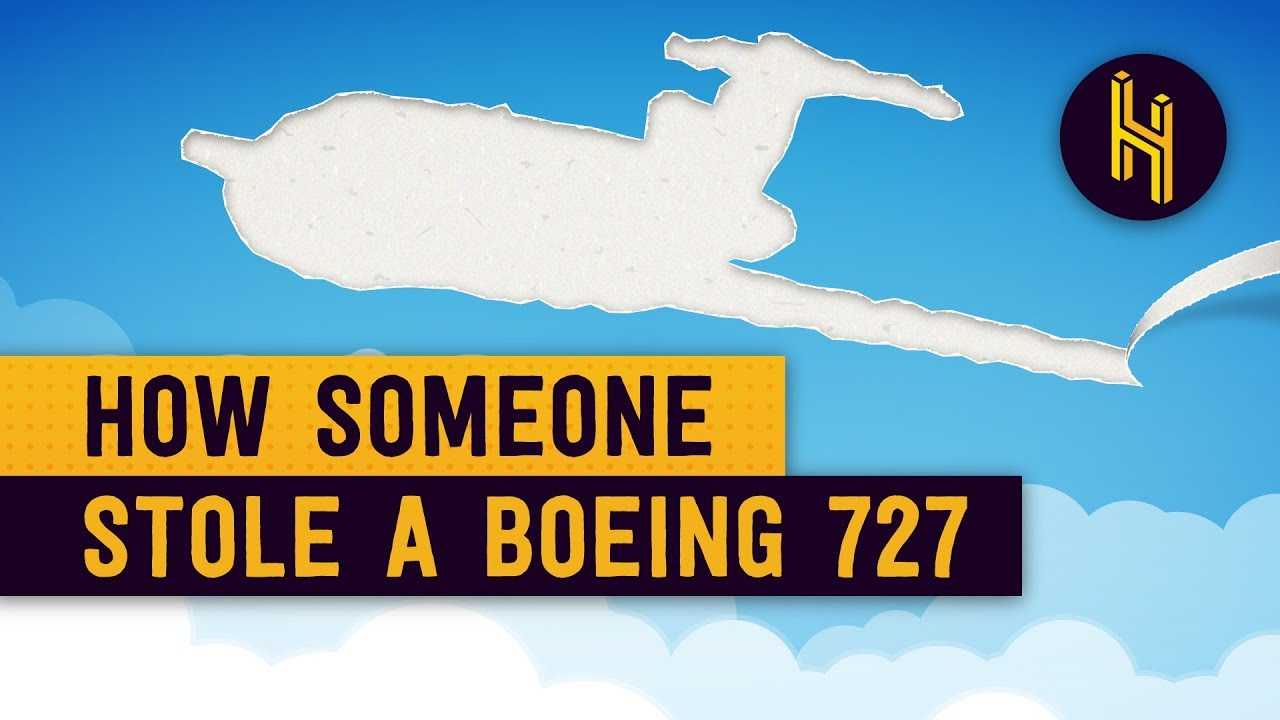How a Boeing 727 Was Stolen (And Never Found)