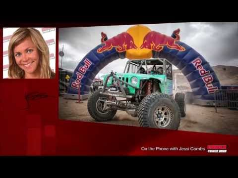 Jessi Combs, Off-Road Expo and Offroader Give Back Thundering Trails on Bower Power Hour