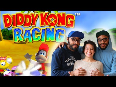 DIDDY KING RACING feat. THE LUCAS BROS.!