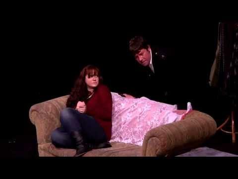 Cambridge Theatre Challenge - Death Threats by Ashley Harris