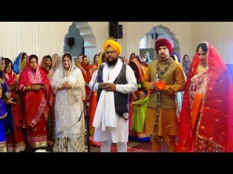 Kunal and Natasha wedding