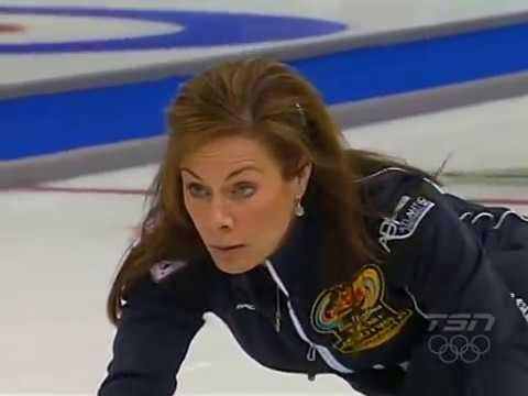 2009 Olympic Trials Curling Final Bernard vs Kleibrink
