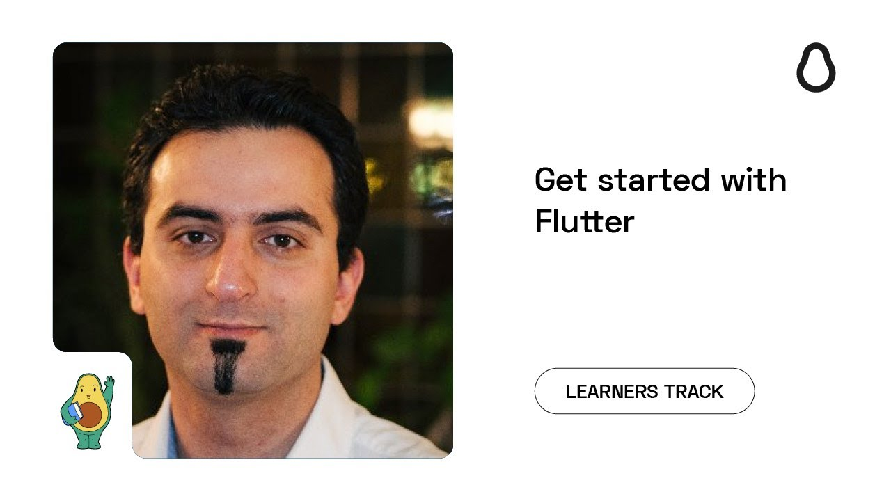 Get up and running with Flutter!