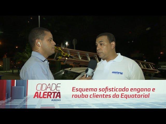Alerta de golpe: esquema sofisticado engana e rouba clientes da Equatorial