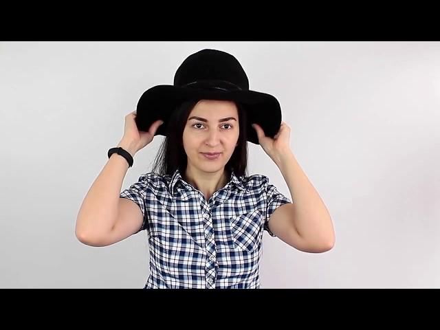 Шляпа, Джоан Черная