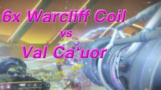 WARCLIFF COIL VS VAL CA'UOR ONE PHASE