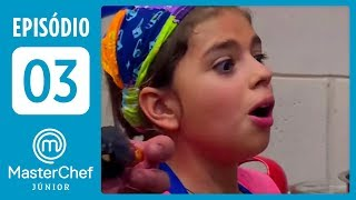 MASTERCHEF JUNIOR BRASIL | EP 3 | TEMP 01