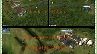 """Let's Play Freight Tycoon campaign mode part 1 """"starter"""""""