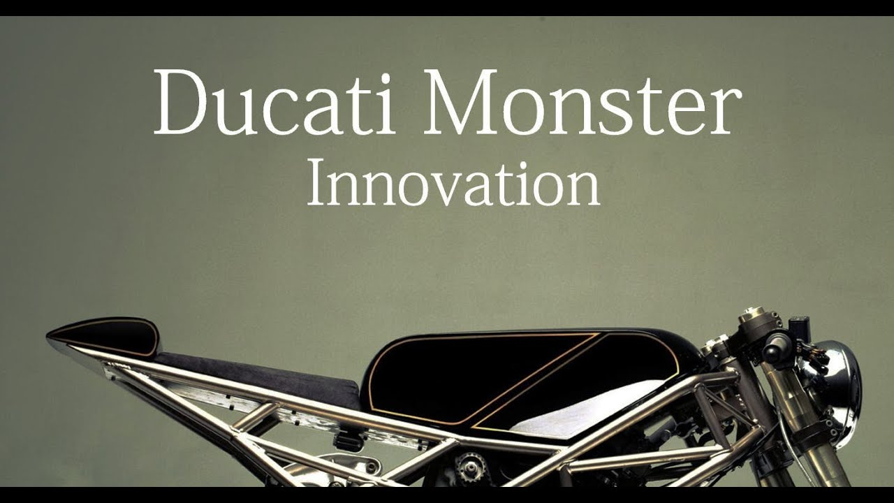 Cafe Racer Ducati Monster By Hazan Motorworks Youtube
