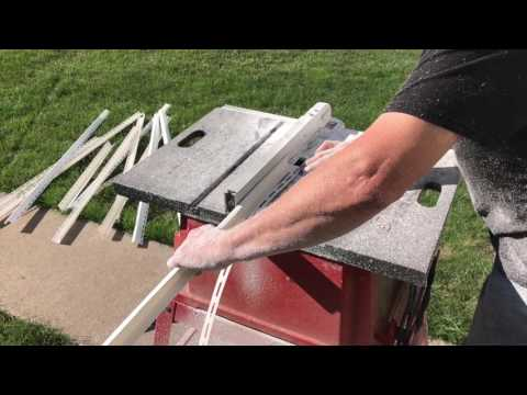 easy cheap diy exterior window trim
