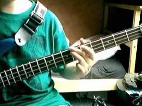 punk by the book bass cover