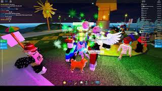 TRade hangout jogo Roblox (PS: Thx meu melhor amigo dis REC comigo)