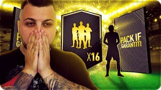 16 PACK TOTW iF GARANTITI !!! PACK OPENING [FIFA 18]