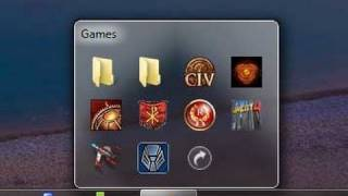 Windows 7/XP/Vista - TaskBar Customization - 7stacks