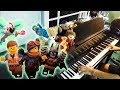 The LEGO Movie 2 Everything S Not Awesome Piano Orchestra mp3