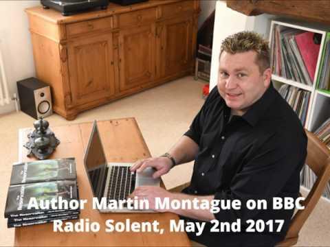 Martin Montague on BBC Radio Solent
