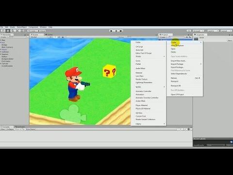 Урок 6. Создание визуального интерфейса игры