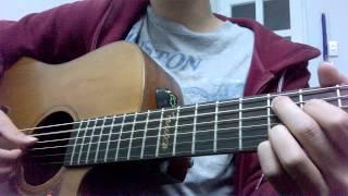 Hạnh phúc khi anh có em Guitar
