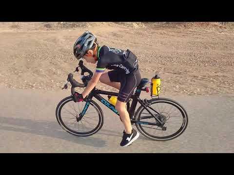 8yo Cycling On His Bikes, 20