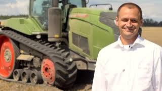 Fendt 943 Vario | Jedyny prawdziwy ciągnik gąsienicowy | Test maszyny rolniczej