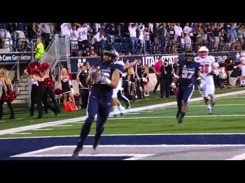 Andrew Rodriguez 88 yard punt return TD in 4th quarter