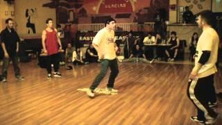 Ino & Loco (Urban Force) vs Anthony & Piranha (DBR)  - Finale Abruzzo HHF 2011
