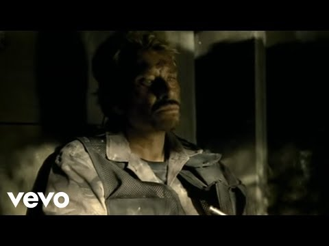 Johnny Hallyday - Marie (Official Video)