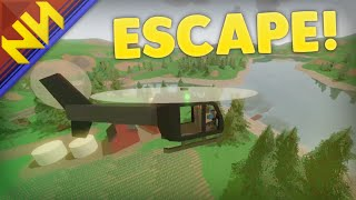 HELICOPTER ESCAPE - Unturned(Me and Huppy survivng in Unturned we escape due to the amount of teleporters! If you want to see more, help me out by hitting that like button and leaving a ..., 2016-07-22T21:06:23.000Z)