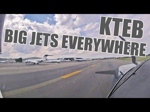Botched Teterboro ruudy 5 departure (ATC audio)