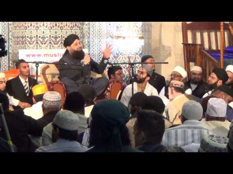 ALHAJ AWIS RAZA QADRI IN HOLLAND