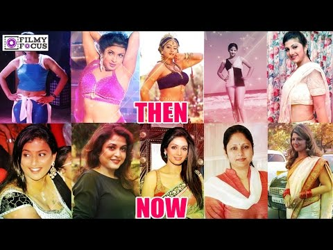 Then And Now  80'S & 90'S Top 15 South Actress  - Filmyfocus.com thumbnail