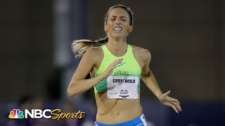 A tribute to American distance runner Gabe Grunewald | NBC Sports