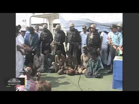 8 Pakistani Nationals Caught With Drugs in Police Custody
