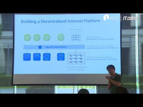 Elastos Talk: Smart-Web Powered by Blockchain -Rong Chen 10.9.2017