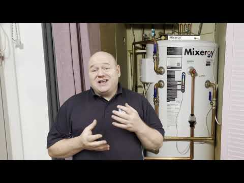 Mixergy Smart Hot