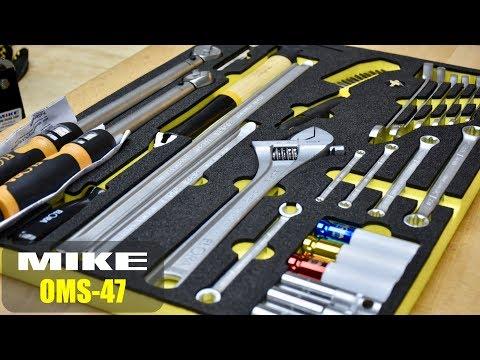 27 món đồ cần thiết cho sửa chữa và bảo dưỡng xe hơi OMS47