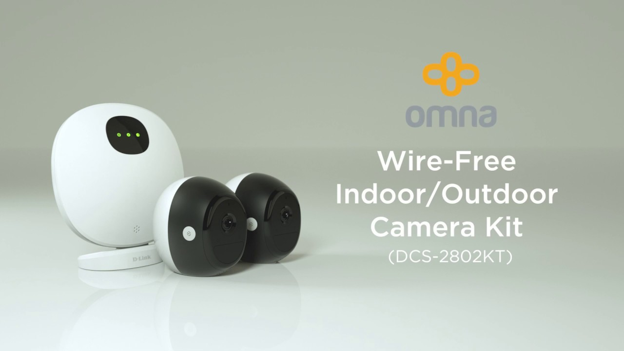 e9fe002c798b1 OMNA Wire-Free Indoor/Outdoor Camera Kit