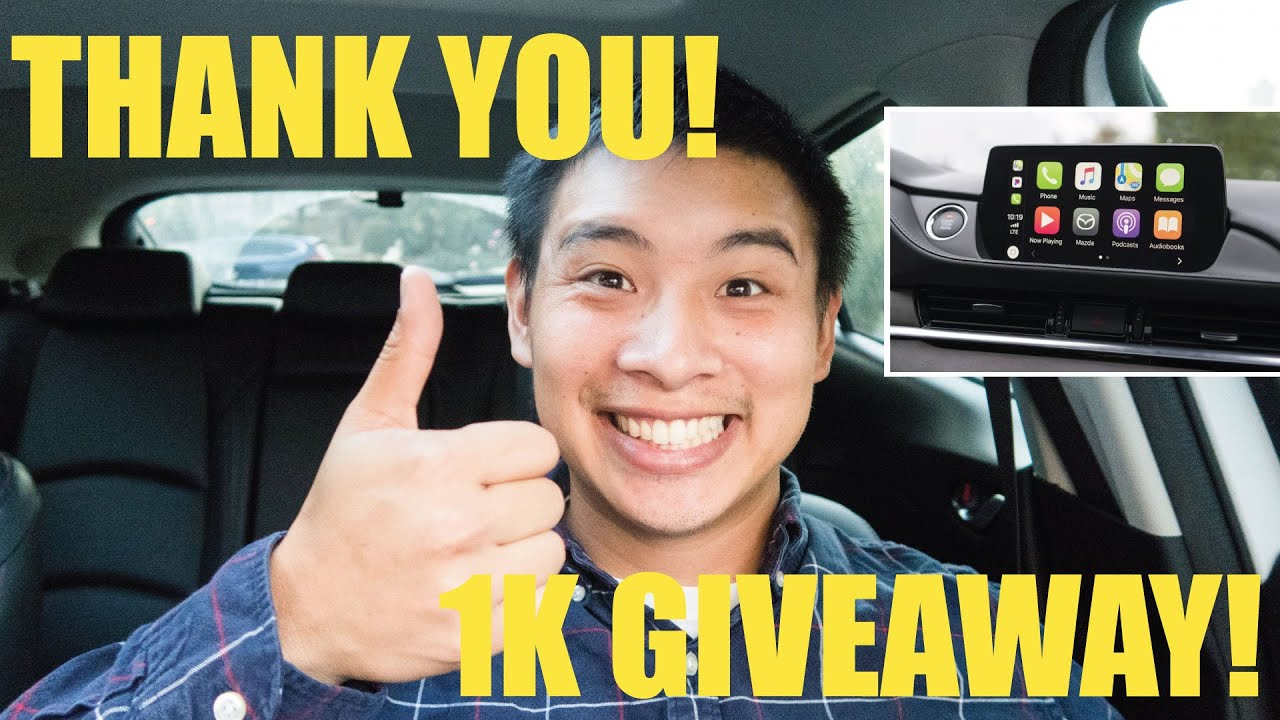 Thank You And 1k Giveaway