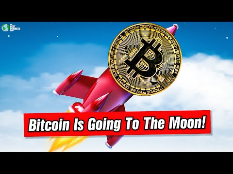 Bitcoin Is Going To The Moon!