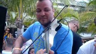 Robbie Rivera & Micah The Violinist - Juicy Beach 2009