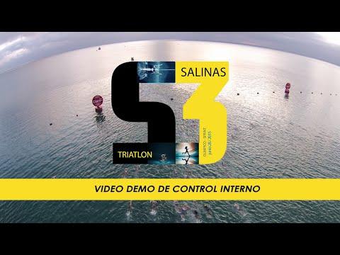 TRI SALINAS: Video DEMO de Control Interno Llegada