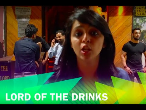 LORD OF THE DRINKS ~Connaught Place~ Delhi Nightlife