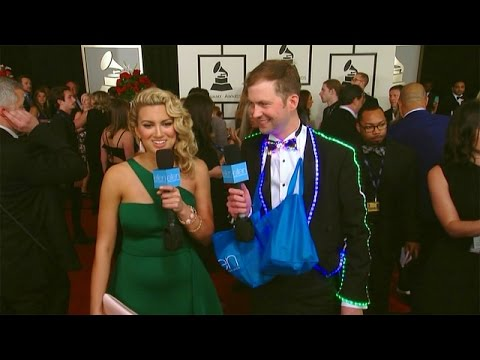 Live from the Grammy Red Carpet! -- EXTENDED