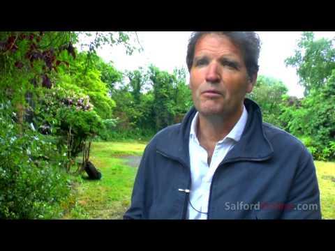 Exclusive tour of RHS Garden Bridgewater in Worsley, Salford, due to open 2019