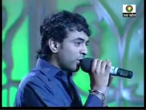 O Maa Tujhe Salaam jagjit singh by Singer saurav mishra.flv