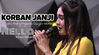 Download lagu Nella Kharisma - Korban Janji | Official Lyric | Terbaru 2018 #music #koplo
