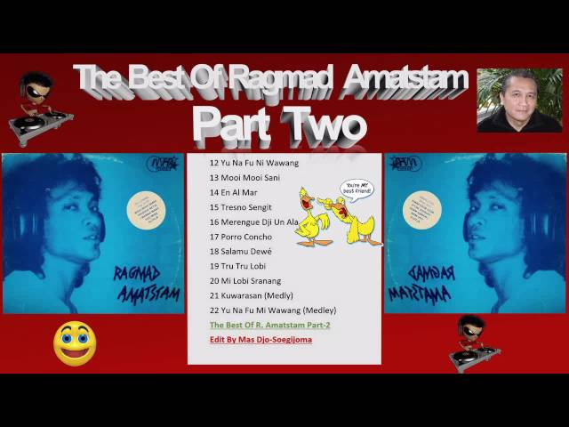 The best of Ragmad Amatstam Part Two