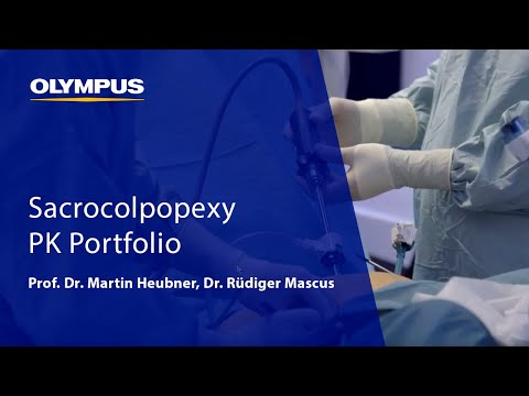 Sacrocolpopexy | PK Portfolio | Prof. Dr. Martin Heubner, Dr. Rüdiger Mascus